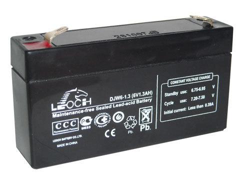 Аккумулятор LEOCH DJW 6-1,3