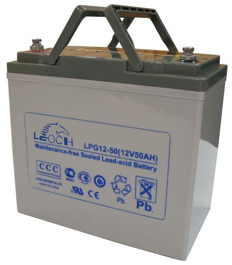 Аккумулятор LEOCH LPG 50-12