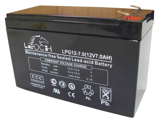Аккумулятор LEOCH LPG 7-12