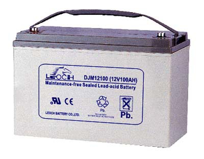 Аккумулятор LEOCH DJM 12-100