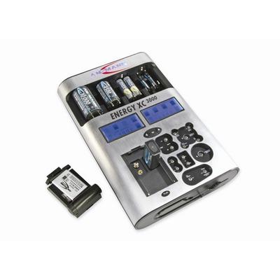 Зарядное устройство ANSMANN ENERGY XC3000 5207452 Система управления аккумуляторами