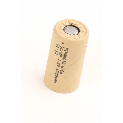 Аккумулятор промышленный MINAMOTO ME-1300SC/HP, в упак 20 шт
