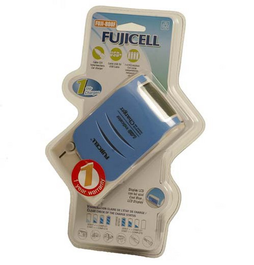 Зарядное устройство FUJI 808F скоростное