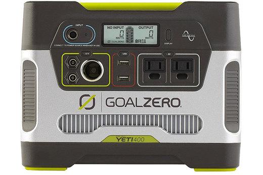 Зарядное устройство Источник питания Goal Zero Yeti 400