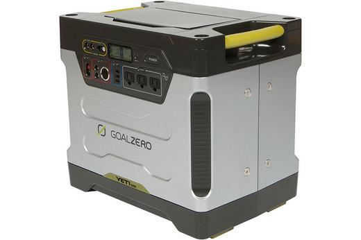 Зарядное устройство Источник питания Goal Zero Yeti 1250