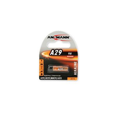 Батарейка спецэлемент ANSMANN 1510-0008 A29 BL1
