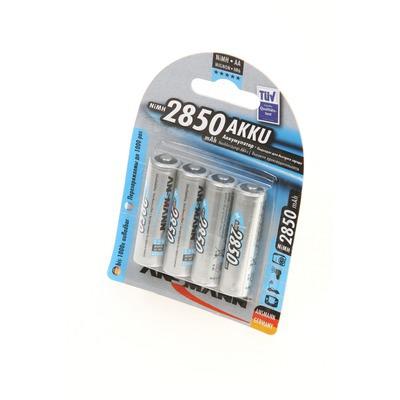 Аккумулятор Ni-MN ANSMANN 2850 AA BL4 5035212-RU