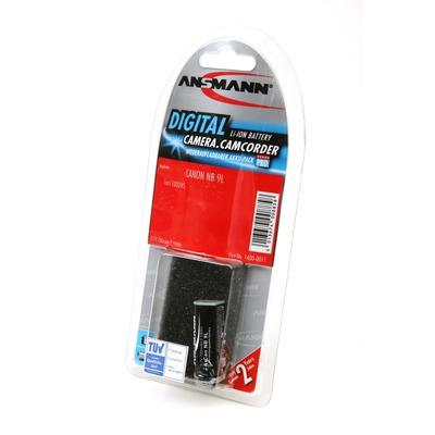 Аккумулятор для фото и видеокамер ANSMANN A-Can NB 9L BL1 1400-0011