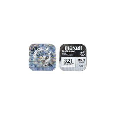 Батарейка серебряно-цинковая часовая MAXELL SR512SW 335