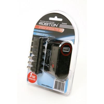 Адаптер/блок питания автомобильный ROBITON PN3000S 3000мА BL1