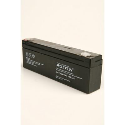 Аккумулятор свинцово-кислотный ROBITON VRLA12-2.2