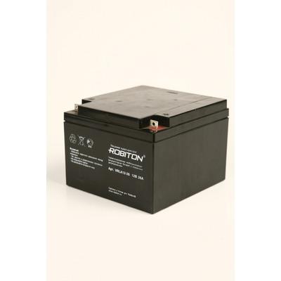 Аккумулятор свинцово-кислотный ROBITON VRLA12-26
