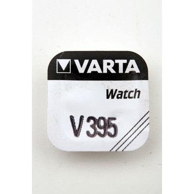 Батарейка серебряно-цинковая часовая VARTA 395