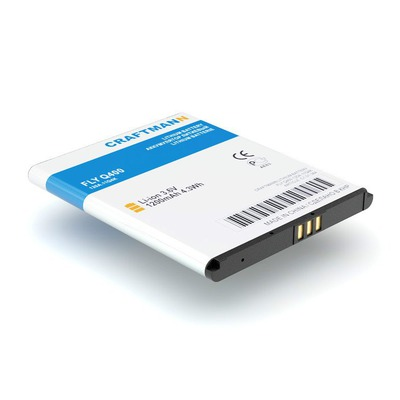 Аккумулятор для телефона FLY Q400