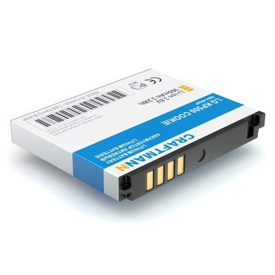 Аккумулятор для телефона LG KP500 COOKIE
