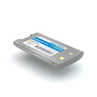 Аккумулятор для телефона SAMSUNG SGH-X140 SILVER