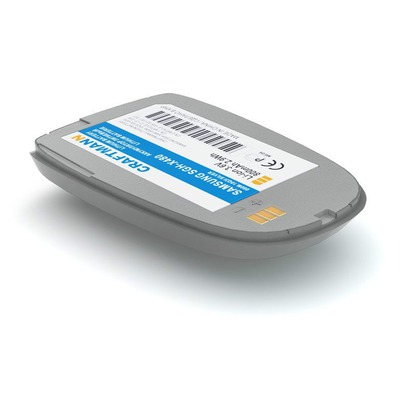 Аккумулятор для телефона SAMSUNG SGH-X480 SILVER
