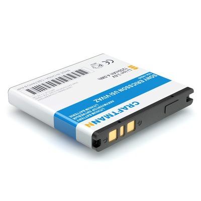 Аккумулятор для смартфона SONY ERICSSON U5i VIVAZ