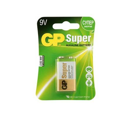 Батарейка бытовая стандартных типоразмеров GP 1604AU-5CR1