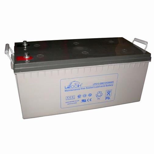 Аккумулятор LEOCH DJM 12-200