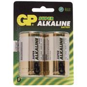 Батарейка бытовая стандартных типоразмеров GP 13A-BC2