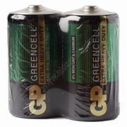 Батарейка бытовая стандартных типоразмеров GP 14G-OS2