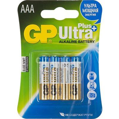 Батарейка бытовая стандартных типоразмеров GP 24AUP-2CR4