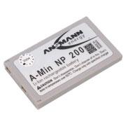 Аккумулятор для фото и видеокамер Аккумулятор ANSMANN A-Min NP 200 5022393 BL1