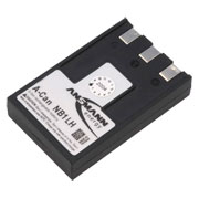 Аккумулятор для фото и видеокамер Аккумулятор ANSMANN A-Can NB 1 LH 5022233 BL1