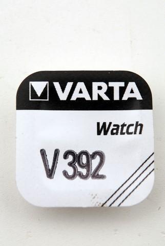 Батарейка VARTA 392