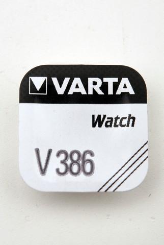Батарейка Элемент питания VARTA 386