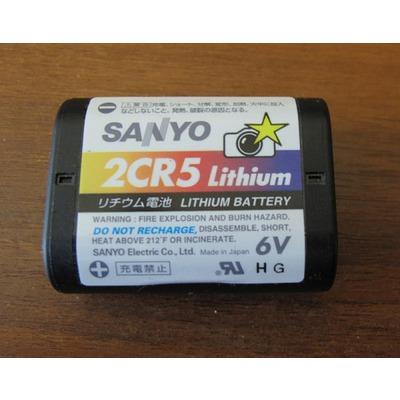 Батарейка Panasonic Lithium Power 2CR-5L/1BP 2CR5 BL1