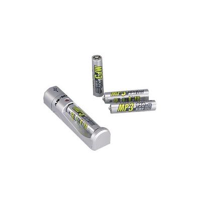 Аккумулятор цилиндрический ANSMANN 950 AAA+USB 5030942 BL4 MH950AAA