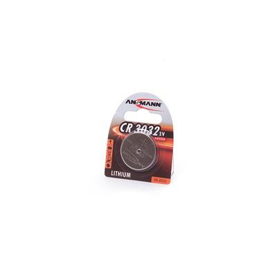 Батарейка дисковая литиевая ANSMANN 1516-0013 CR3032 BL1