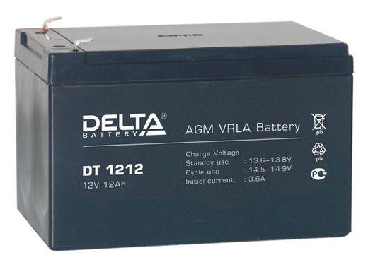 Аккумулятор DELTA DT 1212