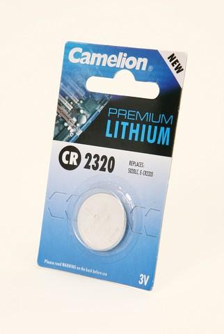 Батарейка Элемент питания Camelion CR2320 BL1