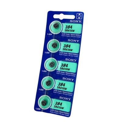 Батарейка SONY SR41SW 384 BL5 S736L-SG3