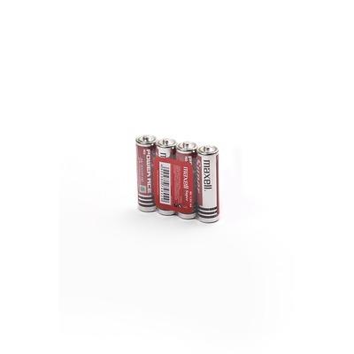 Батарейка бытовая стандартных типоразмеров MAXELL Super Power Ace Red R6 SR4, в упак 40 шт