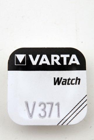 Батарейка Элемент питания VARTA 371
