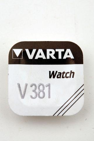 Батарейка Элемент питания VARTA 381
