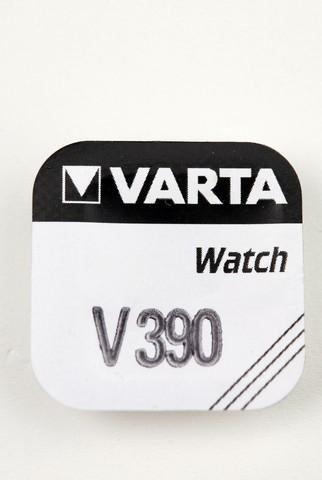 Батарейка Элемент питания VARTA 390