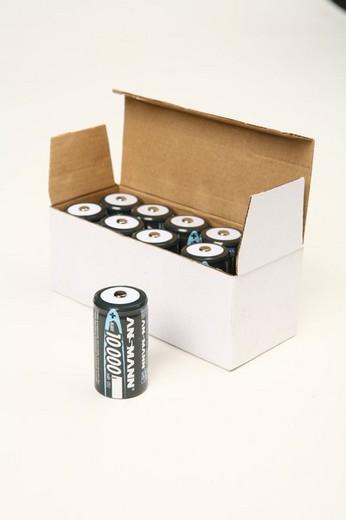 Аккумулятор цилиндрический ANSMANN 10000 D 5030641 bulk