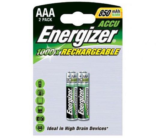 Аккумулятор Аккумулятор Energizer HR03 850 mAh BL2