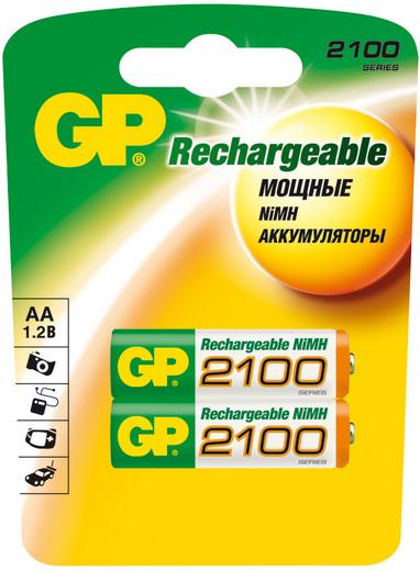Аккумулятор цилиндрический Аккумулятор GP 210AAHC-UC2 BL2