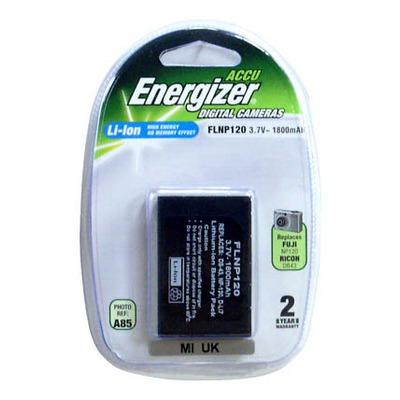 Аккумулятор для фото и видеокамер Energizer FLNP120 (FUJIFILM NP-120) цифр.ф/ап BL1 F/Li1800/3.7V
