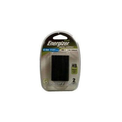 Аккумулятор для фото и видеокамер Energizer OM1 (OLYMPUS BLM-1) цифр.ф/ап BL1 O/Li1500/7.2V
