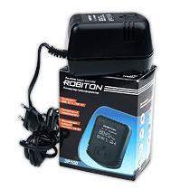 Инвертор Трансф. 220V-110V Robiton 3P100AV C100W