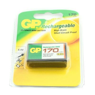 Аккумулятор бытовой GP 17R8H-BC1