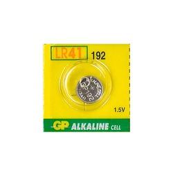 Батарейка алкалиновая часовая GP 192-BC10