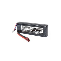 Аккумуляторная сборка ROBITON LP-HTB2-3200 Lipo 7.4В 3200мАч